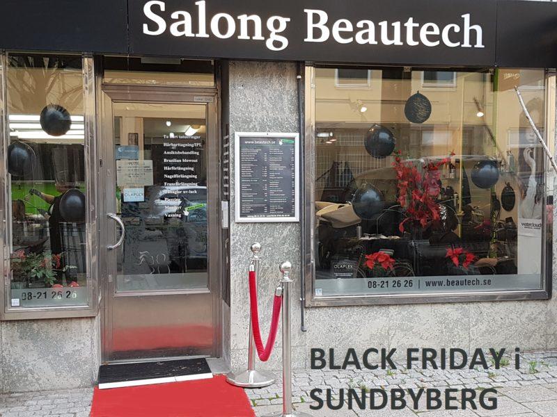Black_friday på salongen frisör sundbyberg