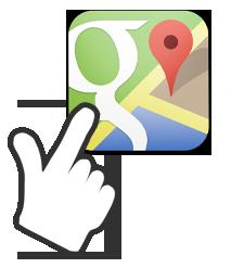 Google maps tar dig till Beautech i Sundbyberg