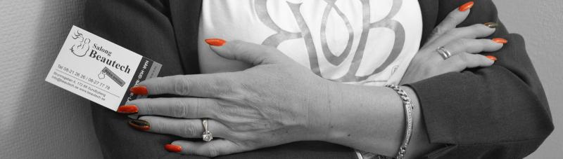 Gelé naglar, nagelförlängning, Shellac, manikyr och pedikyr. Salong Beautech Sundbyberg